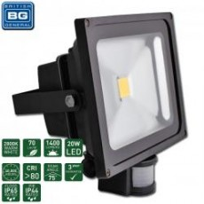 20 WATT PIR LED GUARDIAN FLOODLIGHT IP65