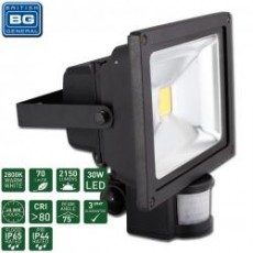 30 WATT PIR LED GUARDIAN FLOODLIGHT IP65